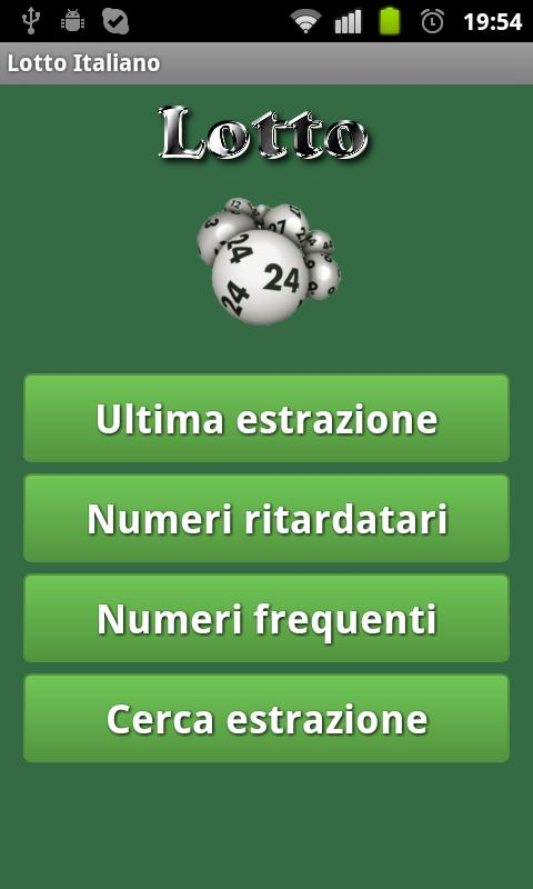 Lotto Italiano Full- screenshot