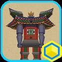 기와로봇 카카오홈 테마 icon