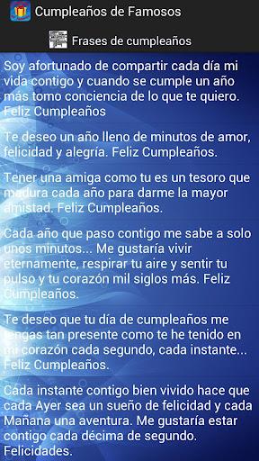 【免費生活App】Cumpleaños de Famosos y Amigos-APP點子