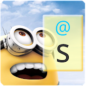 Despicable Me Keyboard Skin