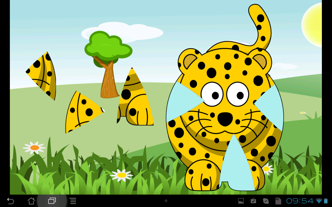 33 Animal puzzles for toddlers- screenshot