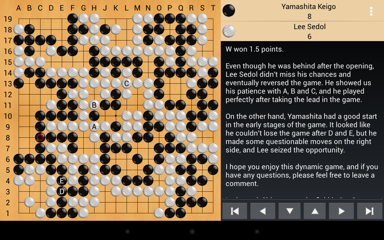 Agora Go Free Weiqi Baduk Android Apps On Google Play