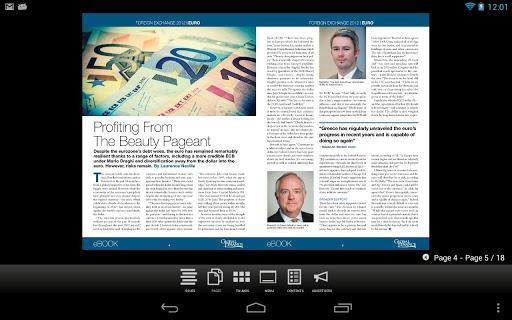 【免費財經App】Global Finance Magazine-APP點子