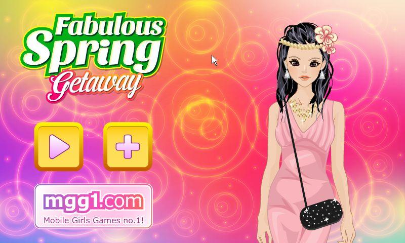 Fabulous Spring Getaway - screenshot