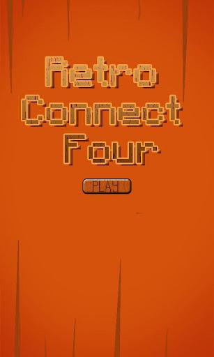 Retro Connect Four