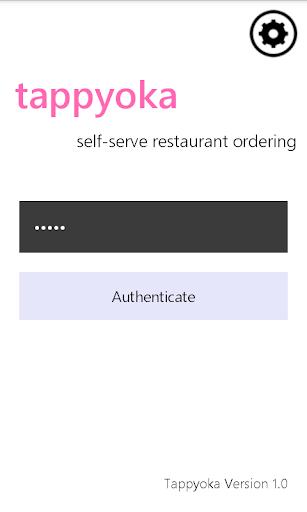 TappyOka WaiterMode