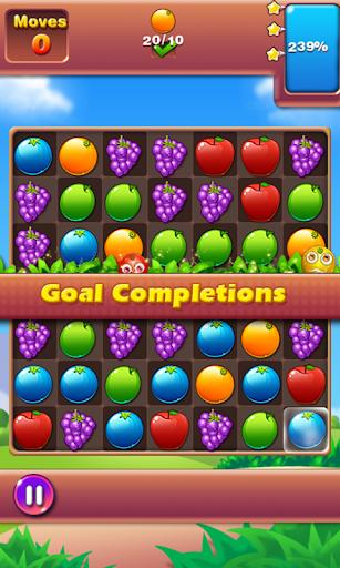 Fruit Link Match