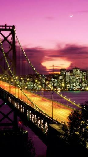 Pretty City Live Wallpaper