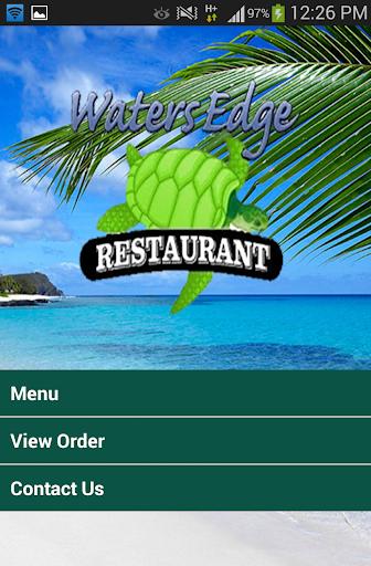 Waters Edge Restaurant Fiji