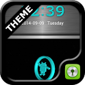 GO Locker Cyanogen Theme icon