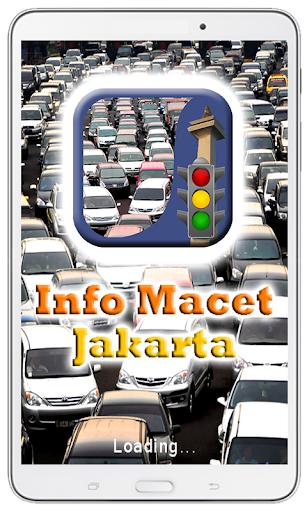 Info Macet Jakarta - Real Time