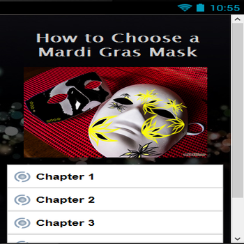 Howto Choose a Mardi Gras Mask