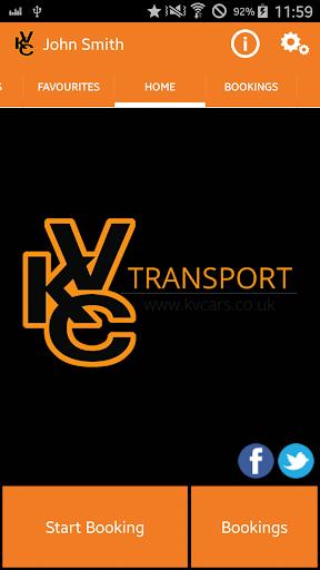 KVC LONDON MINICABS TAXIS