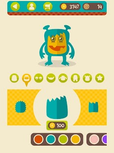 Word Monsters - screenshot thumbnail