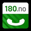 180.no Mobilsøk + Gratis logo