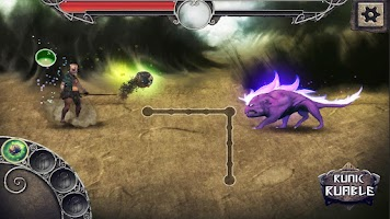 Screenshot of Runic Rumble