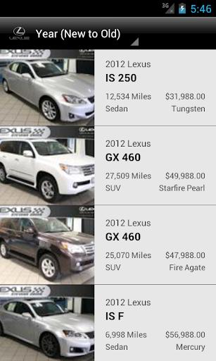 Lexus of Stevens Creek
