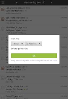 MLB Baseball Schedule & Scoresのおすすめ画像5