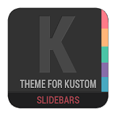 SlideBars for Kustom LWP Maker