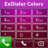 ExDialer Colors
