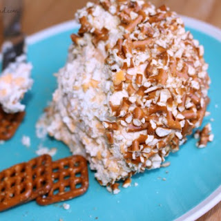 Honey Mustard Cheese Ball