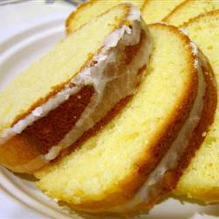 Country Pound Cake.