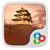 Japan Life GO Launcher Theme