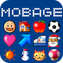 モバゲー絵文字顔文字ペースト(無料)(非公式) icon