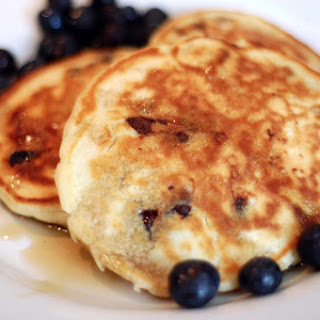 Pantry Pancakes Recipe