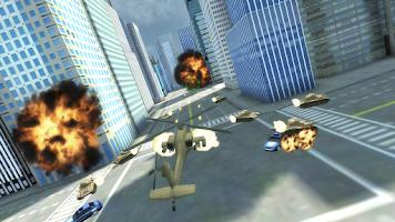 Screenshot of GT Apache vs Tank in New York