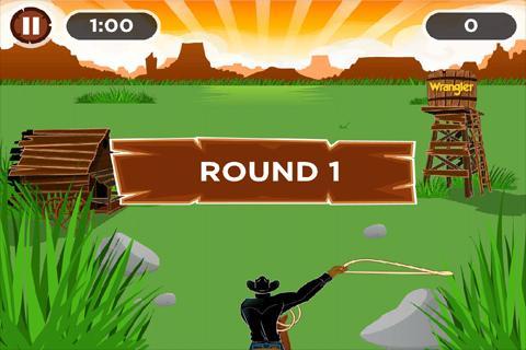 Wrangler Rope Your Rewards - screenshot