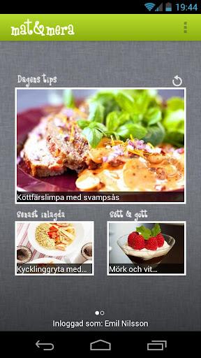 Mat Mera recept