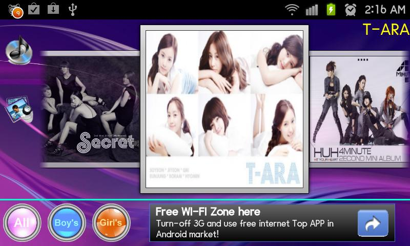 K-POP Linker - screenshot