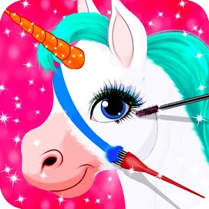 Pony Makeover & Coloring for PC and MAC