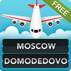 FLIGHTS Moscow Domodedovo icon