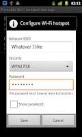 Screenshot of 1-Click Tether Pro NO ROOT!