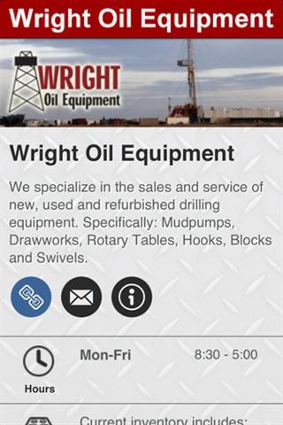 Wright Oil Equipment