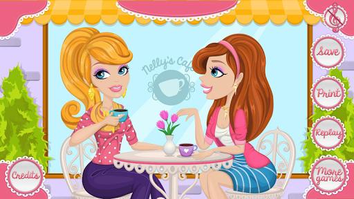 【免費休閒App】Girls Makeover Salon-APP點子