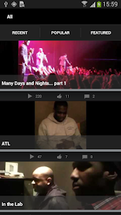 Boyz II Men App- screenshot thumbnail