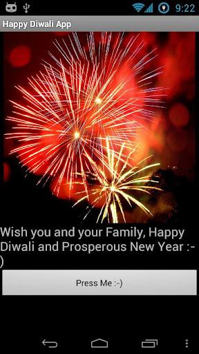 Happy Diwali App