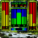 Clock of Life (rainforest) LWP icon