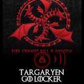 Targaryen ICS Go Locker Theme
