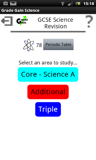 GCSE Science Lite - Grade Gain