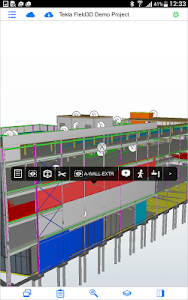 Tekla Field3D screenshot 3