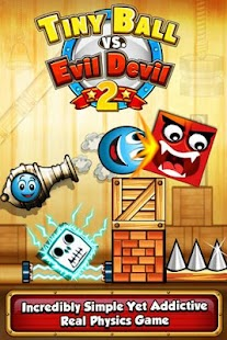 Tiny Ball vs Evil Devil 2 - screenshot thumbnail