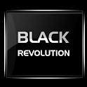Leeks19Black-PLUS 고런처테마(젤리빈지원) icon