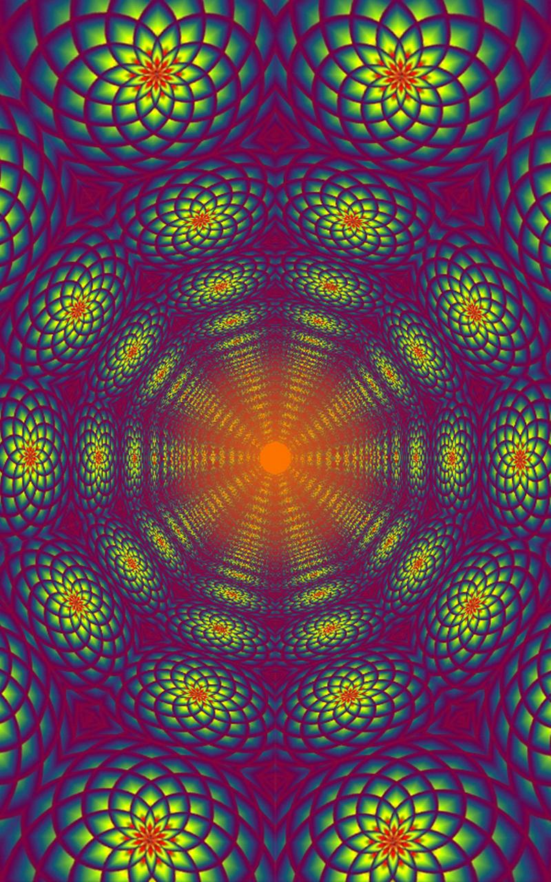 Morphing Tunnels Music Visualizer Screenshot 15