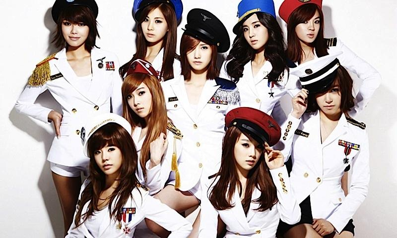 Girls' Generation Wallpaper - screenshot
