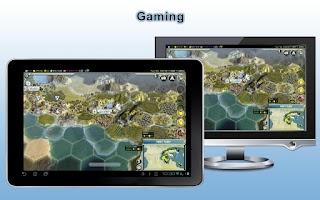Screenshot of Splashtop Remote PC Gaming THD