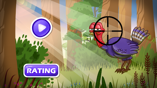 Turkey Shoot: Swamp Gobble- screenshot thumbnail